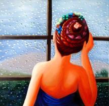 Rainy Day - Oils