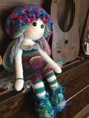 Tilda Doll Side