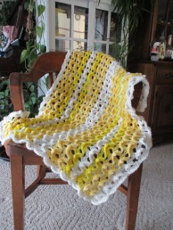 Lemon Meringue 3D Lapghan