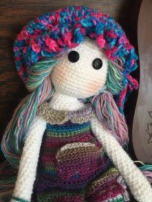 Tilda Doll Face